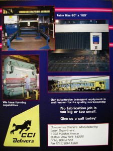 Trailers, Commercial Carriers